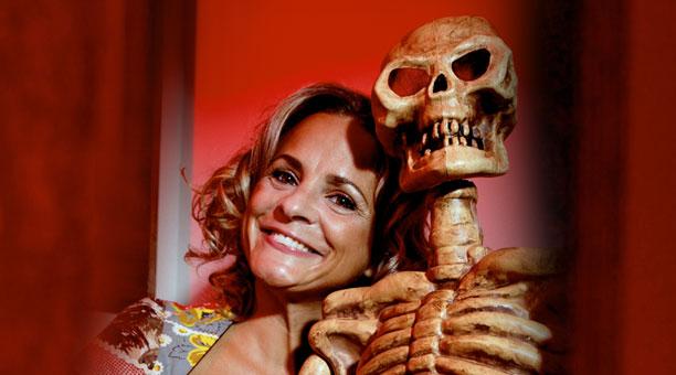 Amy Sedaris Halloween party tips