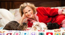 Amy Sedaris on Lil BUB's Special Special
